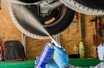 Undervognsbehandling - Rustbeskyttelse