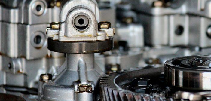 Gearkasse og motor